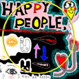 幸せな人々